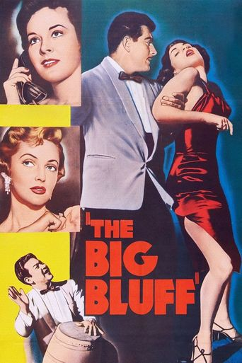 The Big Bluff Poster