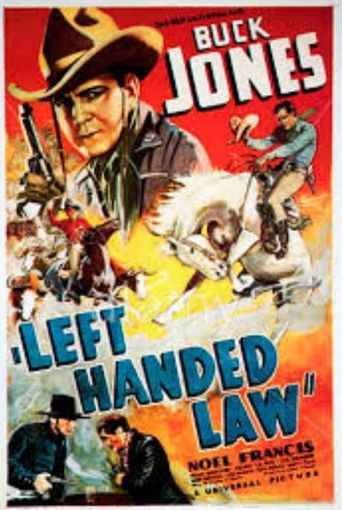 Left-Handed Law Poster