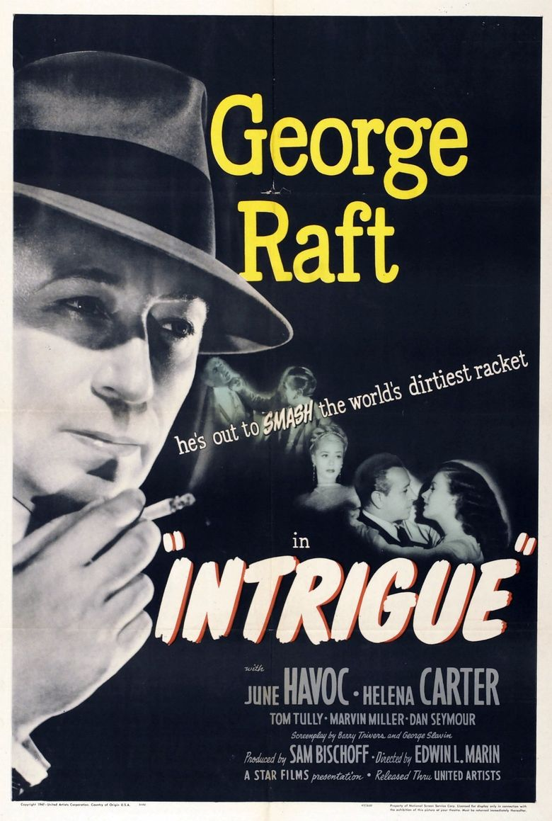 Intrigue Poster