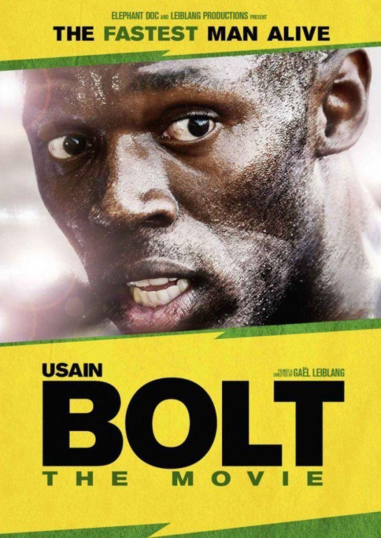 Usain Bolt, La Légende Poster