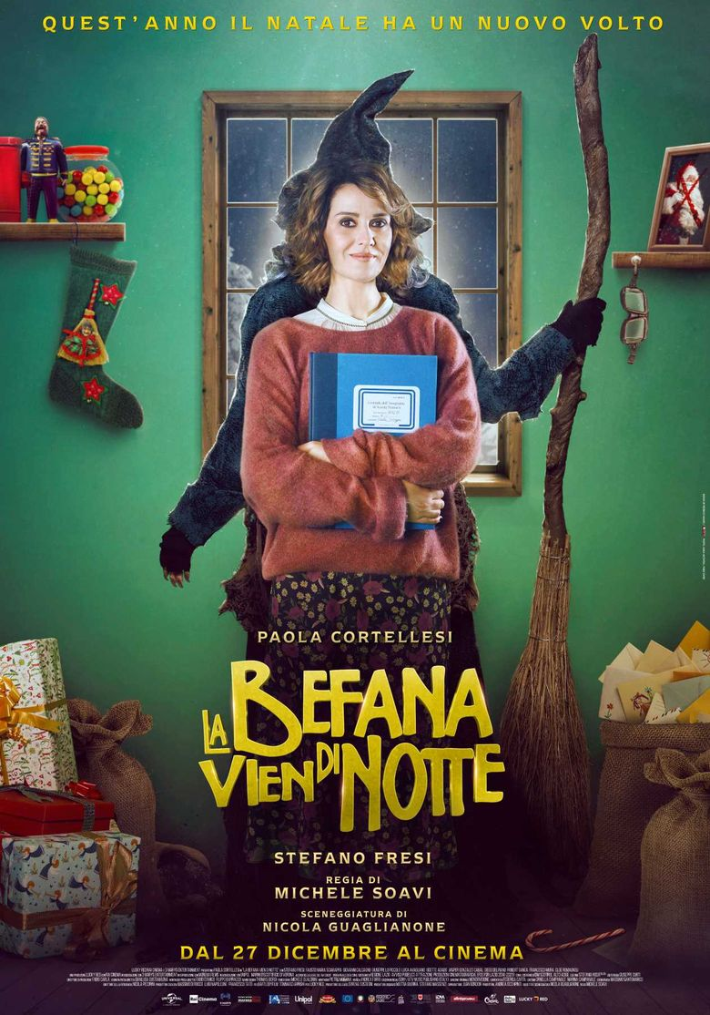 The Legend of the Christmas Witch Poster