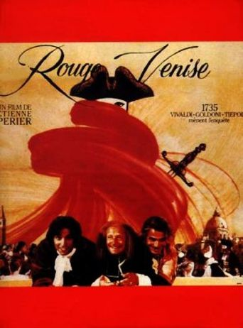Rouge Venise Poster
