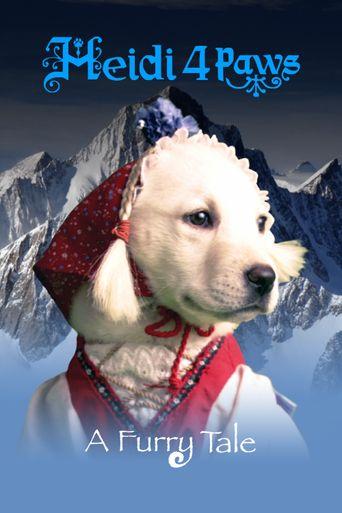 Heidi 4 Paws Poster