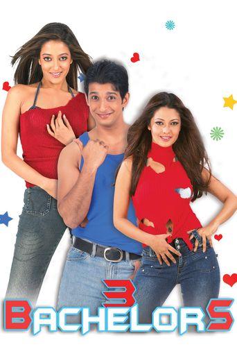 3 Bachelors Poster
