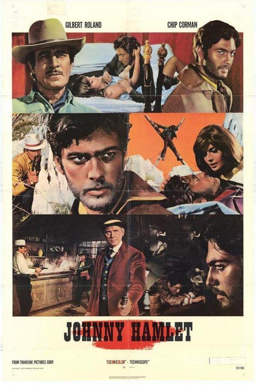Johnny Hamlet Poster