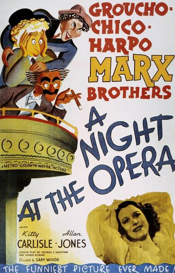 Watch A Night at the Opera