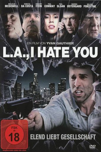 L.A., I Hate You Poster