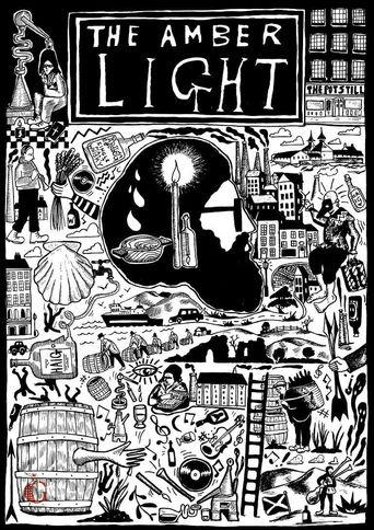 The Amber Light Poster
