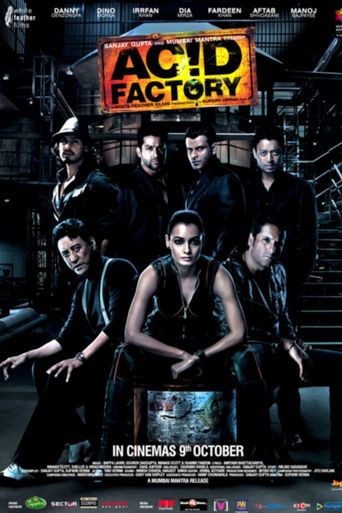 Acid Factory Poster