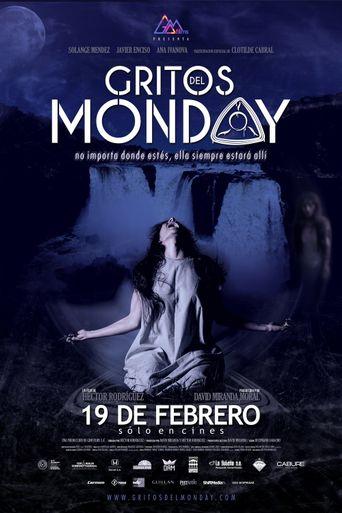 Gritos del Monday Poster