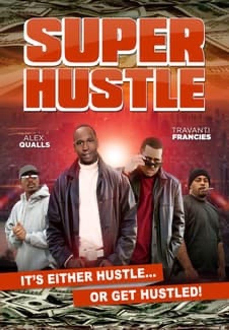 Super Hustle Poster