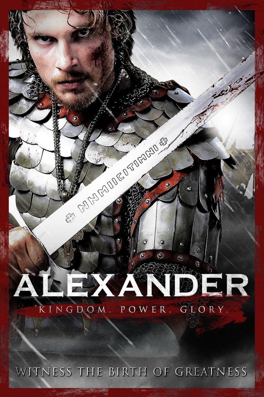 Alexander: The Neva Battle Poster