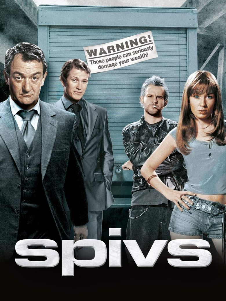 Spivs Poster