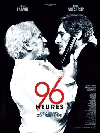 96 heures Poster