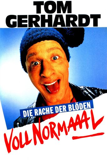 Voll Normaaal Poster