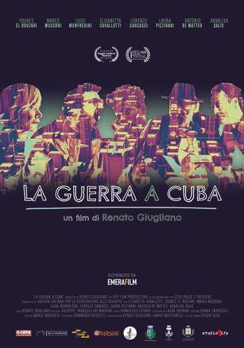War at Cuba Poster