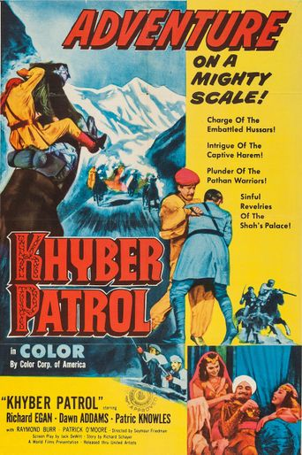 Watch Khyber Patrol