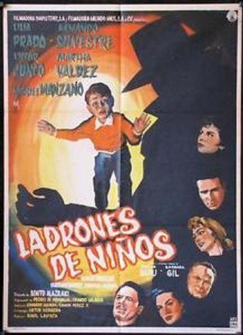 Ladrones de niños Poster