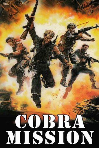 Cobra Mission Poster