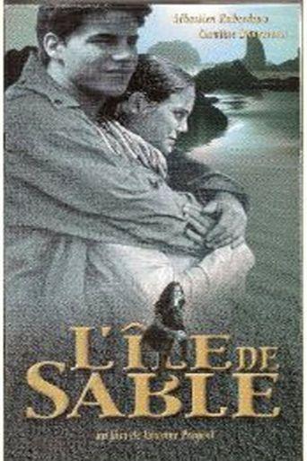 L'Île de sable Poster