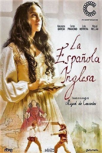 La española inglesa Poster