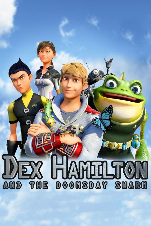Dex Hamilton and the Doomsday Swarm Poster