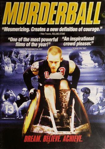 Murderball Poster