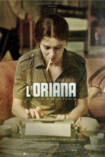 L'Oriana Poster