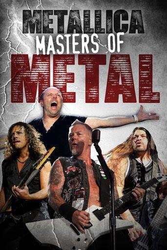 Metallica: Masters of Metal Poster