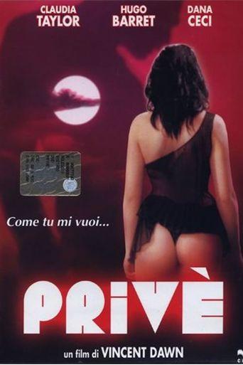 Privè - L'altra donna Poster