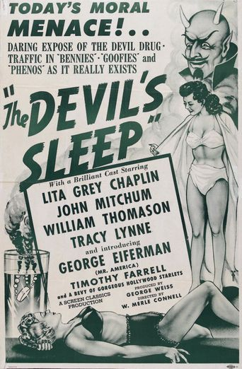 The Devil's Sleep Poster