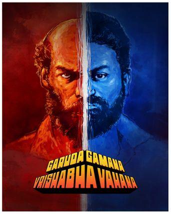 Garuda Gamana Vrishabha Vahana Poster