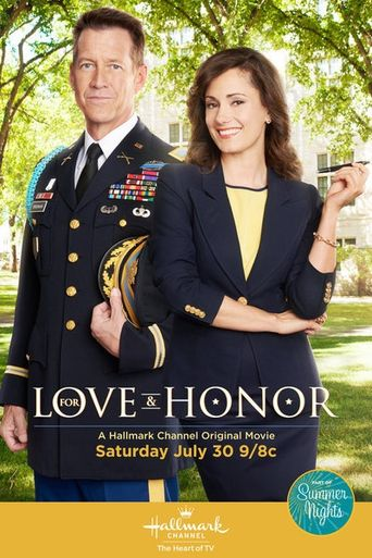 For Love and Honor Poster