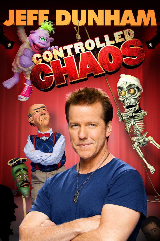 Jeff Dunham: Controlled Chaos Poster