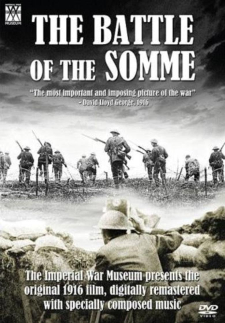 The Battle of the Somme Poster