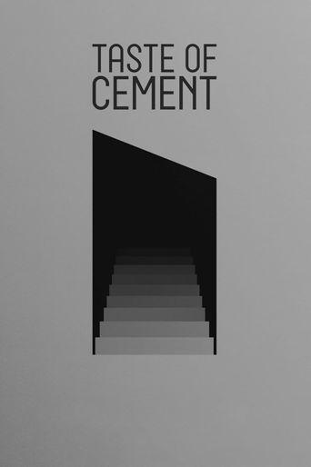 Taste of Cement Poster