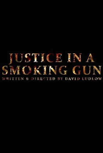 Justice in a Smoking Gun Poster