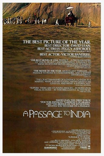 A Passage to India Poster