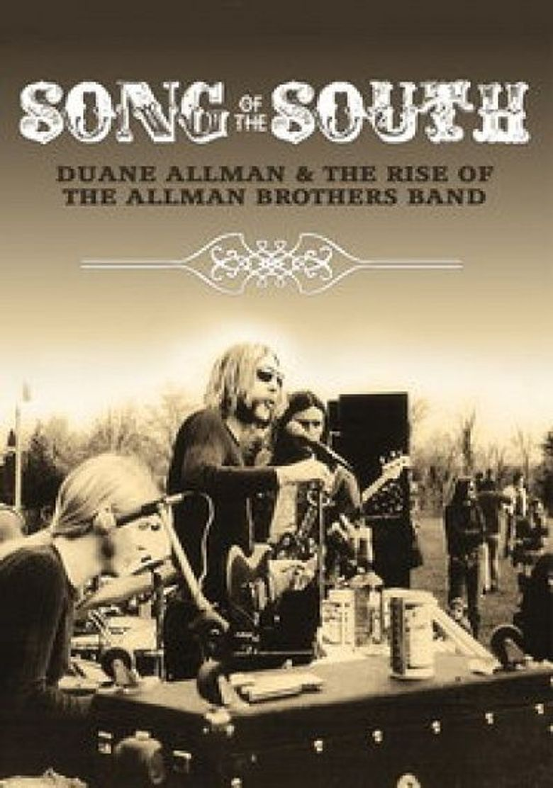 Song of the South: Duane Allman and the Birth of the Allman Brothers Band Poster
