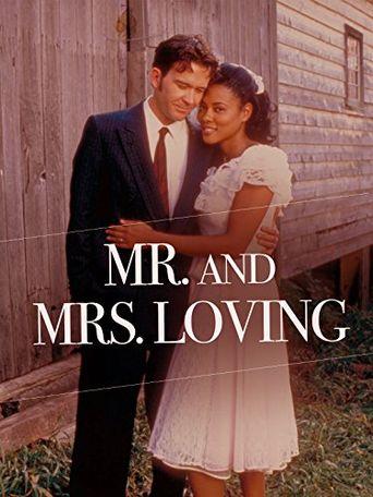 Mr. and Mrs. Loving Poster