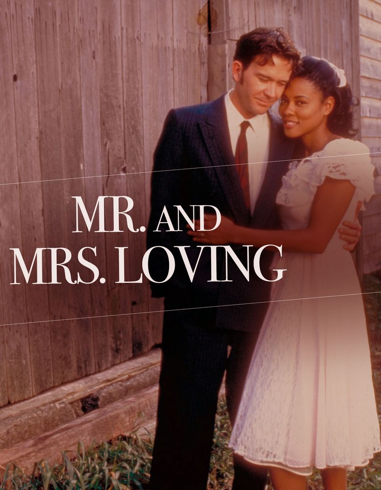 Mr. and Mrs. Loving Poster