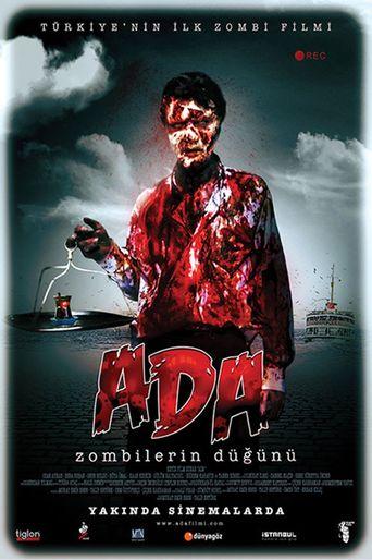 Ada Zombilerin Düğünü Poster