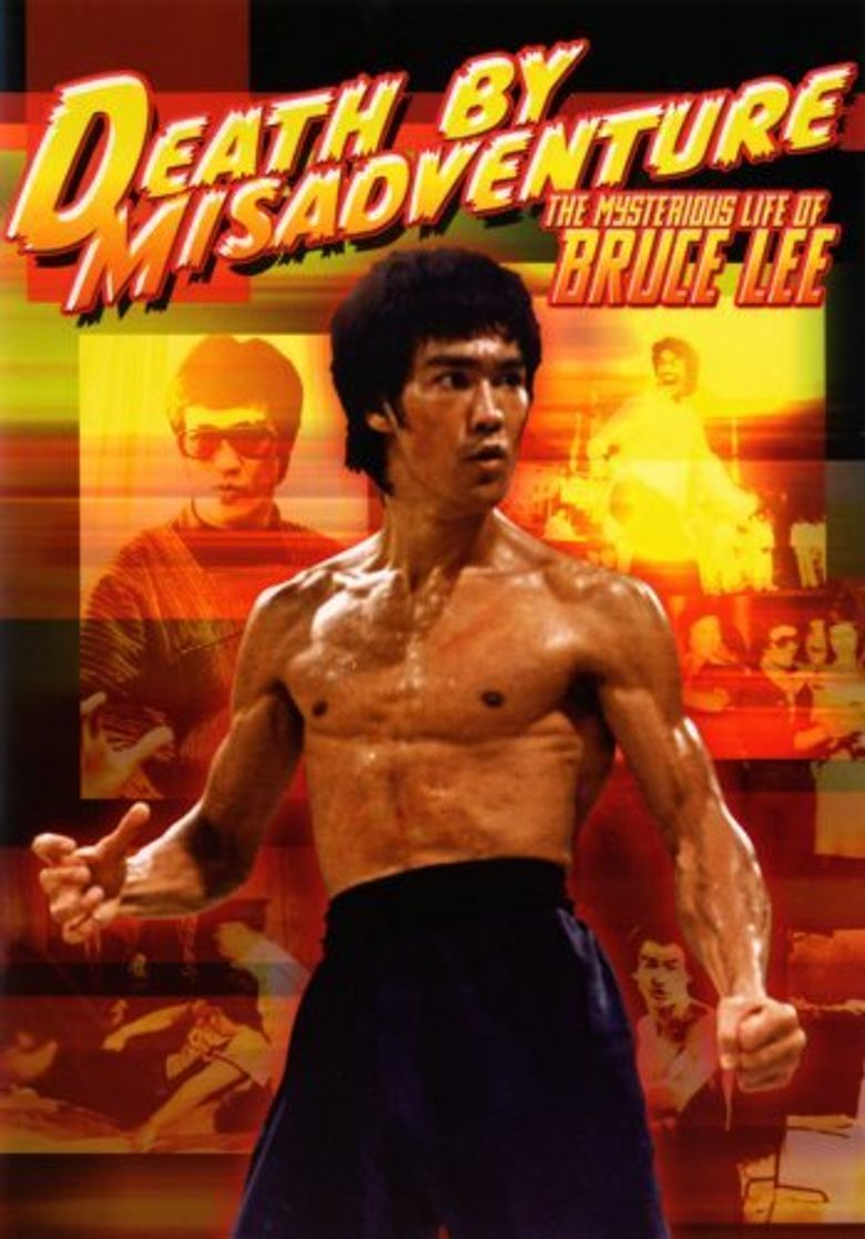 Death by Misadventure: The Mysterious Life of Bruce Lee Poster