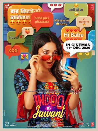 Indoo Ki Jawani Poster