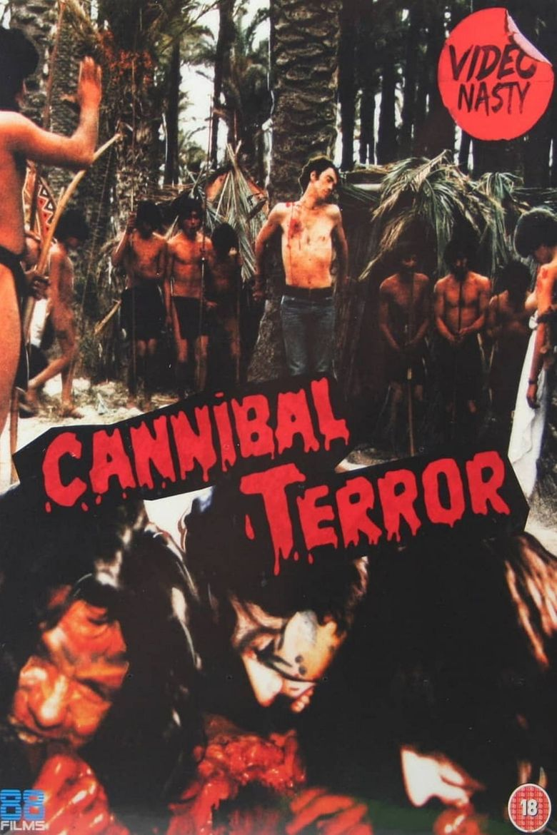 Cannibal Terror Poster