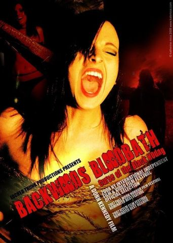 Backwoods Bloodbath: Curse of the Black Hodag Poster