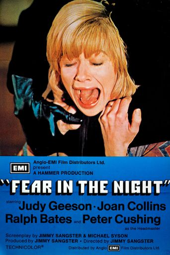Fear in the Night Poster