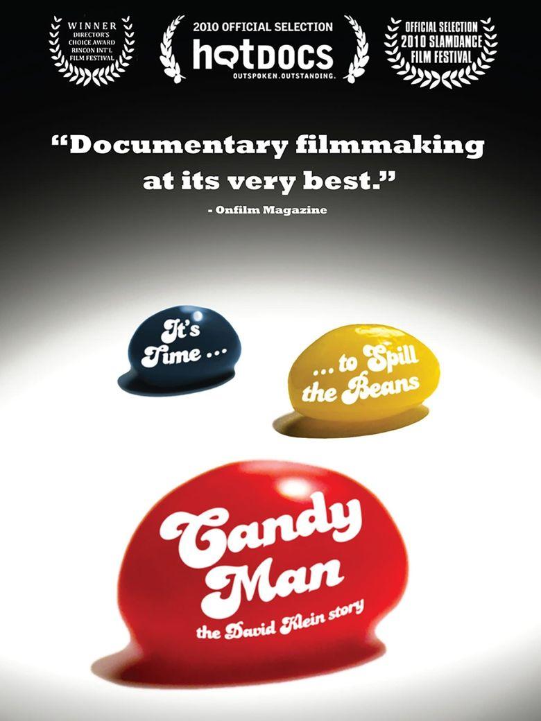 Candyman: The David Klein Story Poster