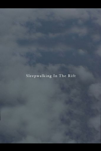 Sleepwalking in the Rift Poster