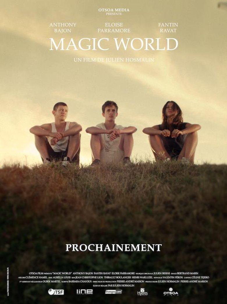 Magic World Poster